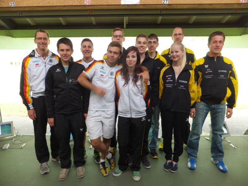 Team der 1. RL in Hannover