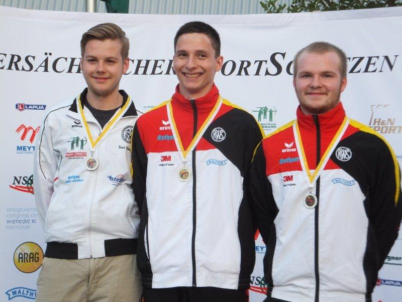 ISCH 2016 KK 60lg Gregor Stabel 3. Platz